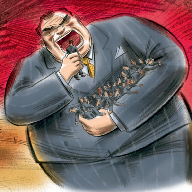 Killing the Competition: How the new monopolies are destroying open markets - HARPER'S MAGAZINE