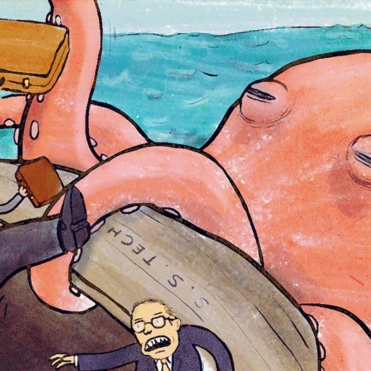 The Techtopus: How Silicon Valley's most celebrated CEOs conspired to drive down 100,000 tech engineers' wages - PANDO