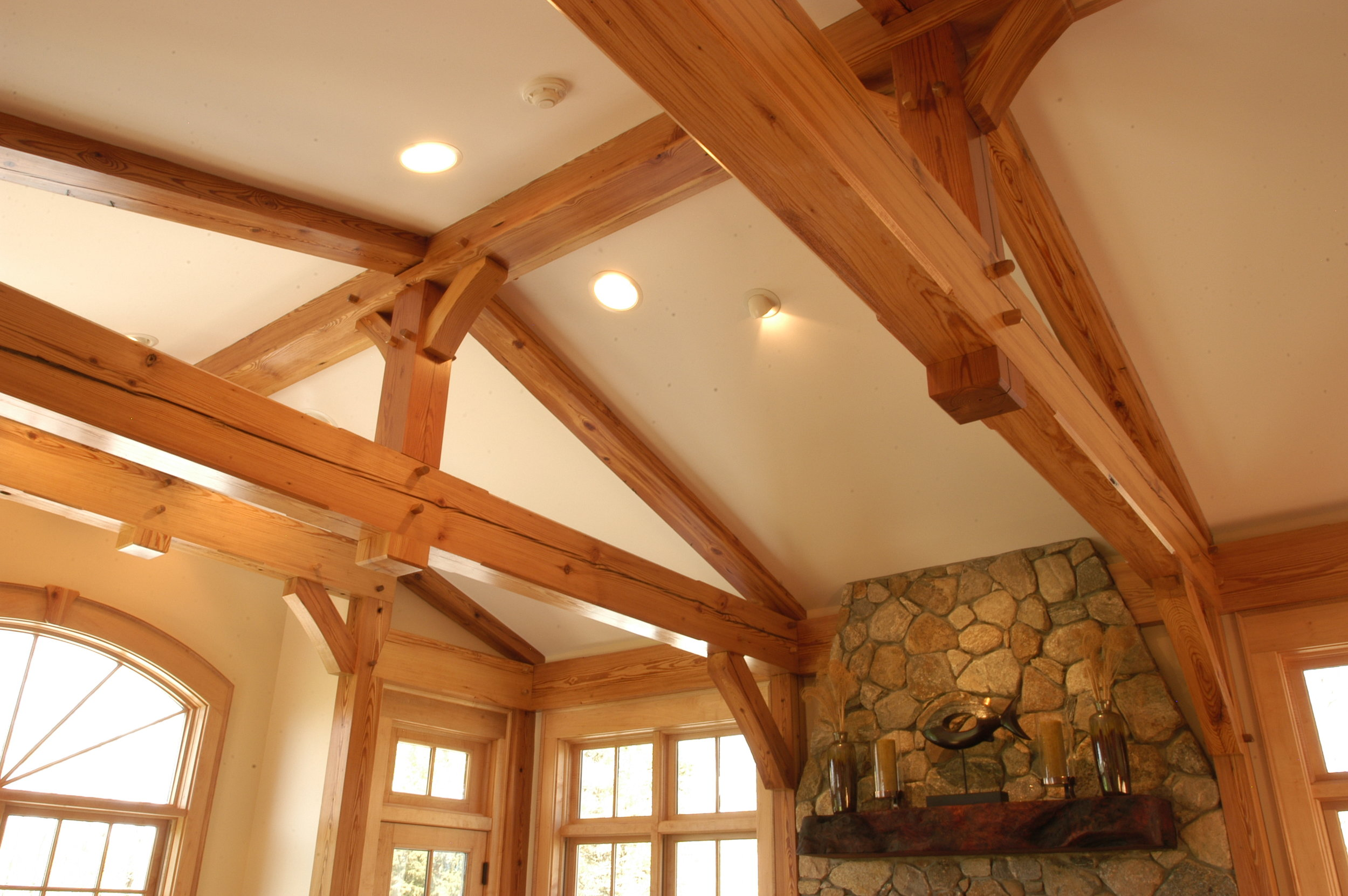 Heavy Timber Addition -
