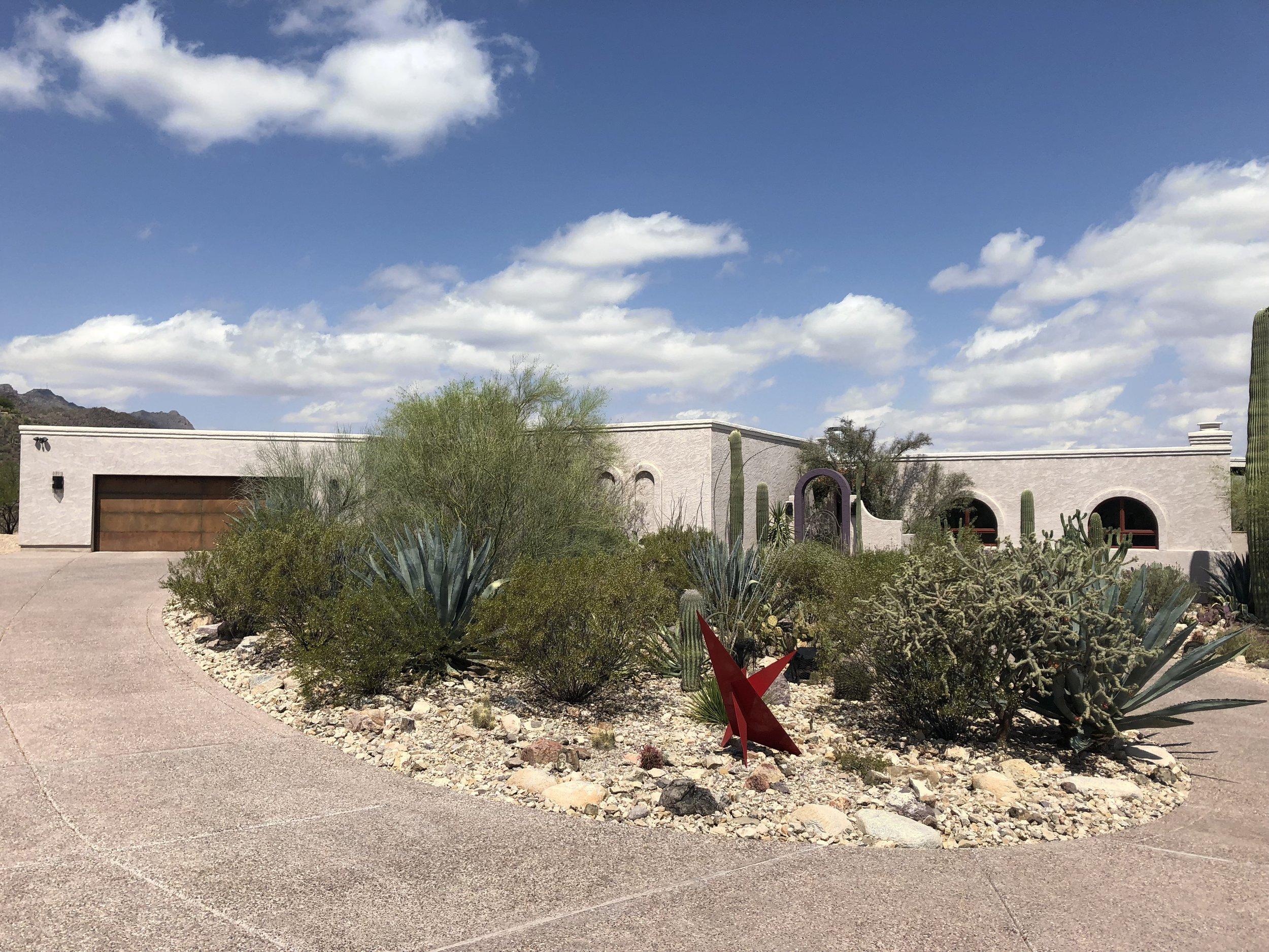 Tucson Mountain Home -
