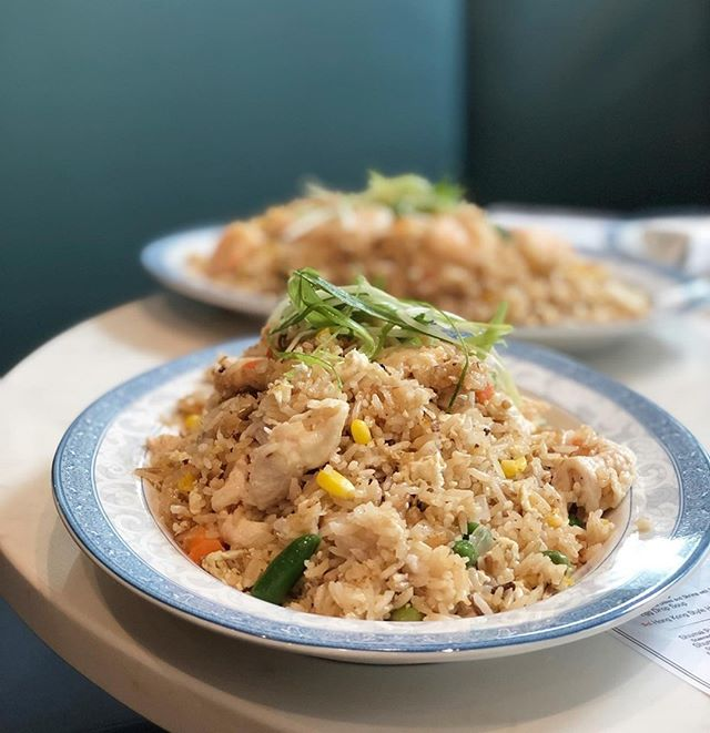 Have you tried our Wok Fried Rice?? Flock on over for lunch! ⁠ .⁠ .⁠ .⁠ #food #foodie #rice #chinesefood #lunch #chicken #yum #foodpics #dinner #yummy #eat #delicious