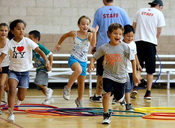 Sara Holland Summer Sports Camp! -