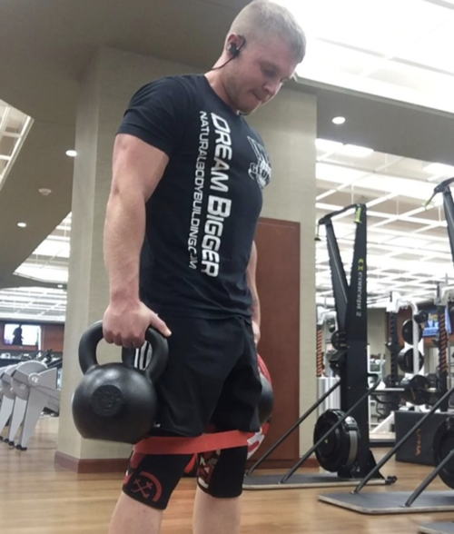 Episode the 4th - Fitness with Nick Harmon