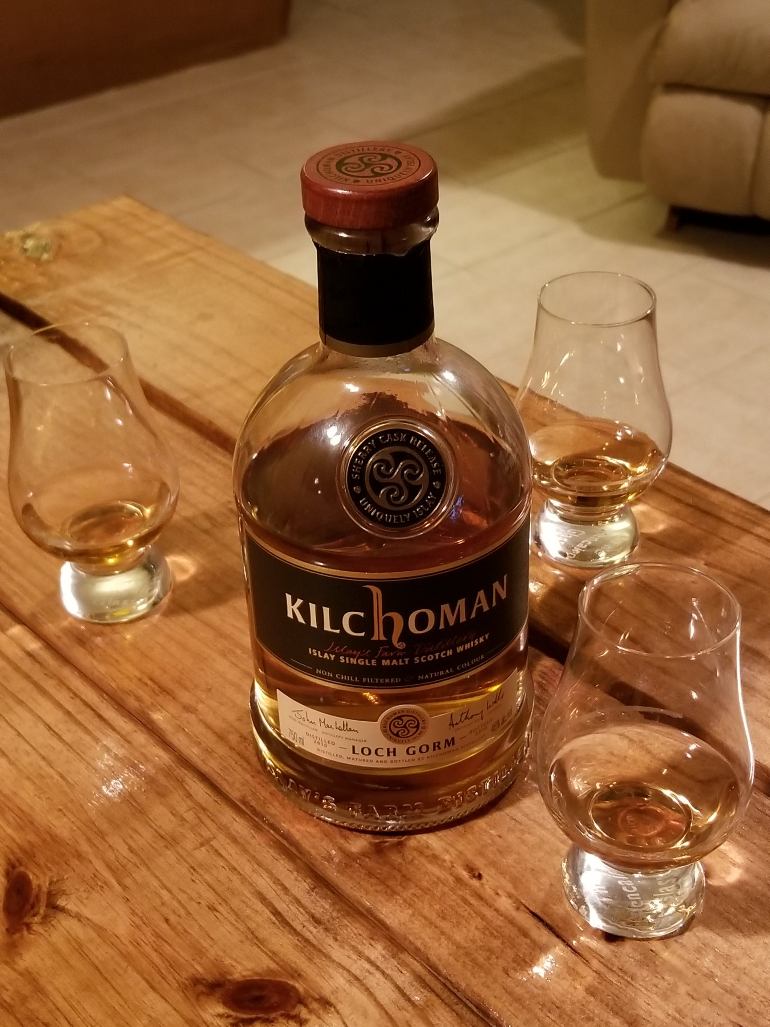 Episode the 12th - Kilchoman Whisky Review, Tombstone, Top Gun, Military Planes, Technology and Star Wars
