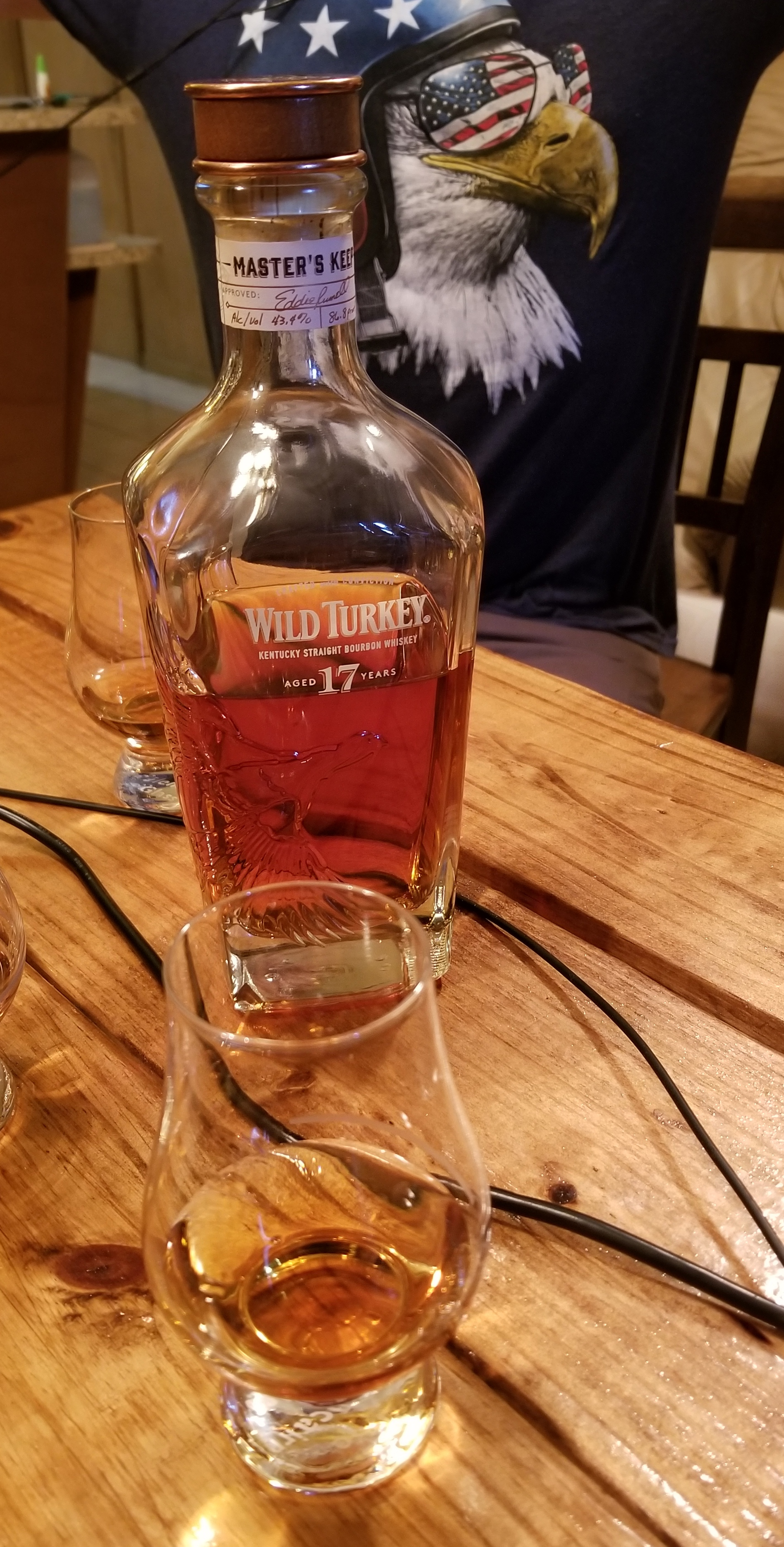 Episode the 13th - A whiskey review & stories from Mexico