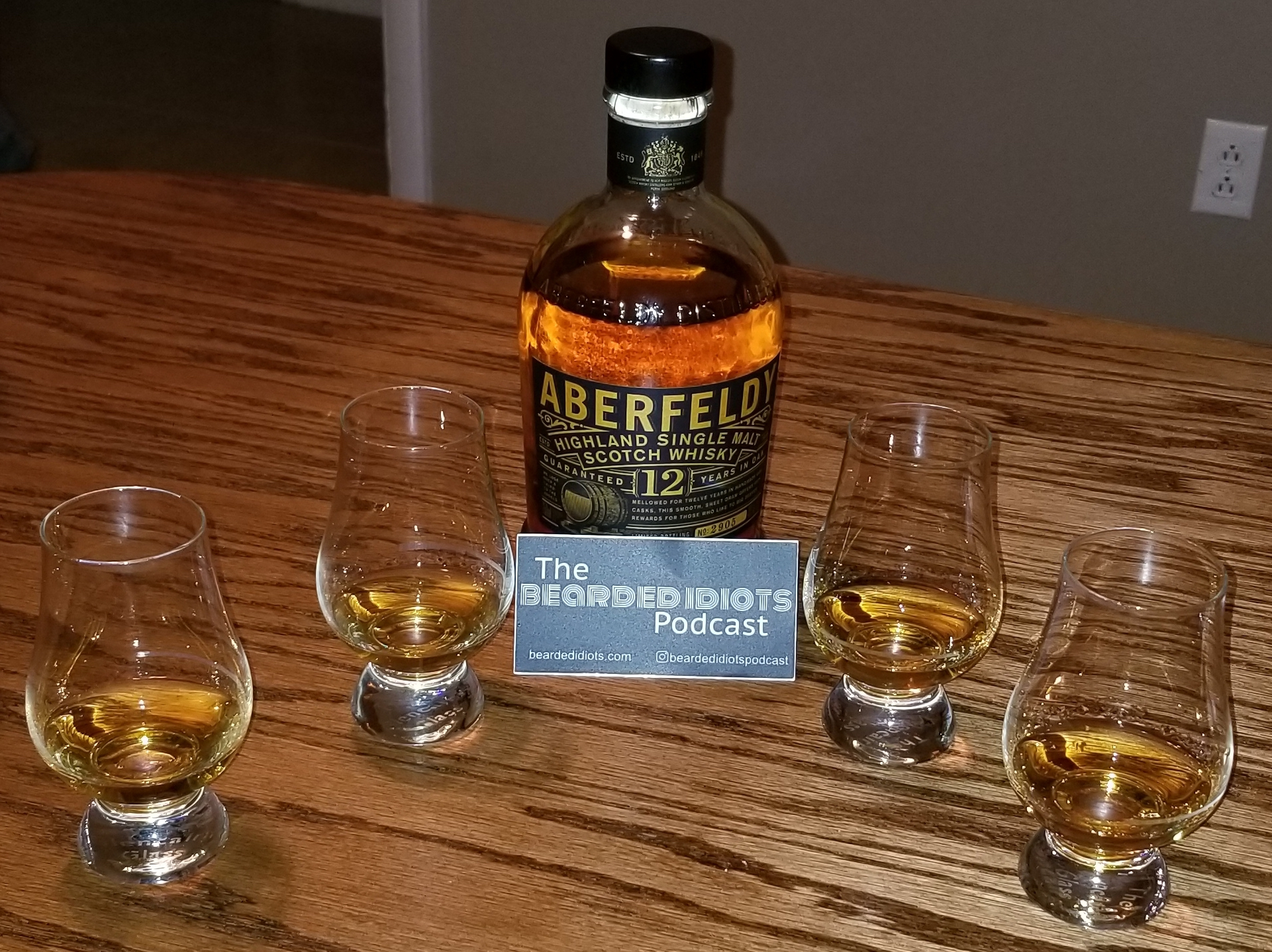 Episode the 17th - A whiskey review, satanic shenanigans, Before the Throne, and fellatio.