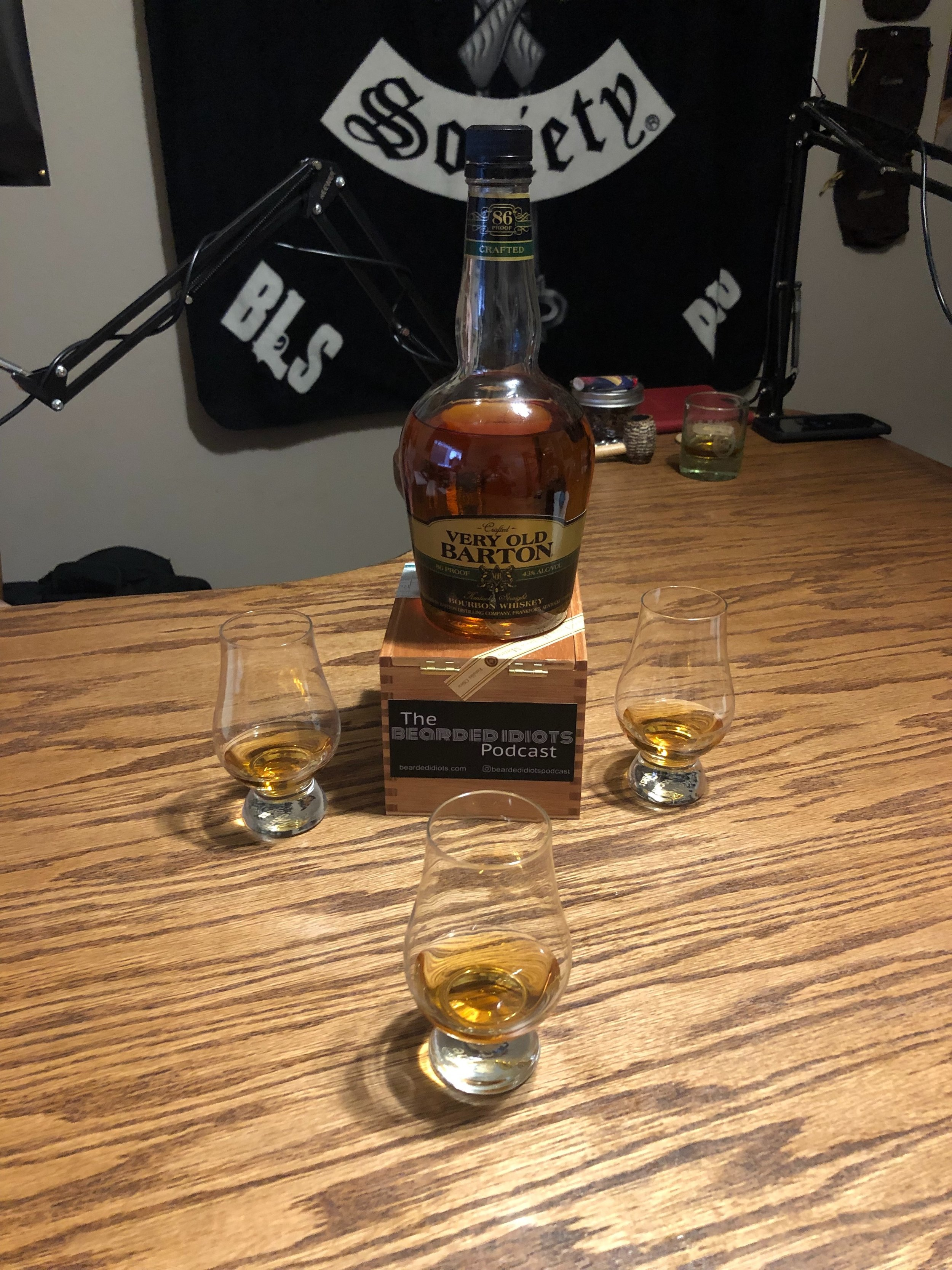 Episode the 55th - Marc Zahra - Whiskey review, every subject possible with our #1, the OG patron Marc Zahra
