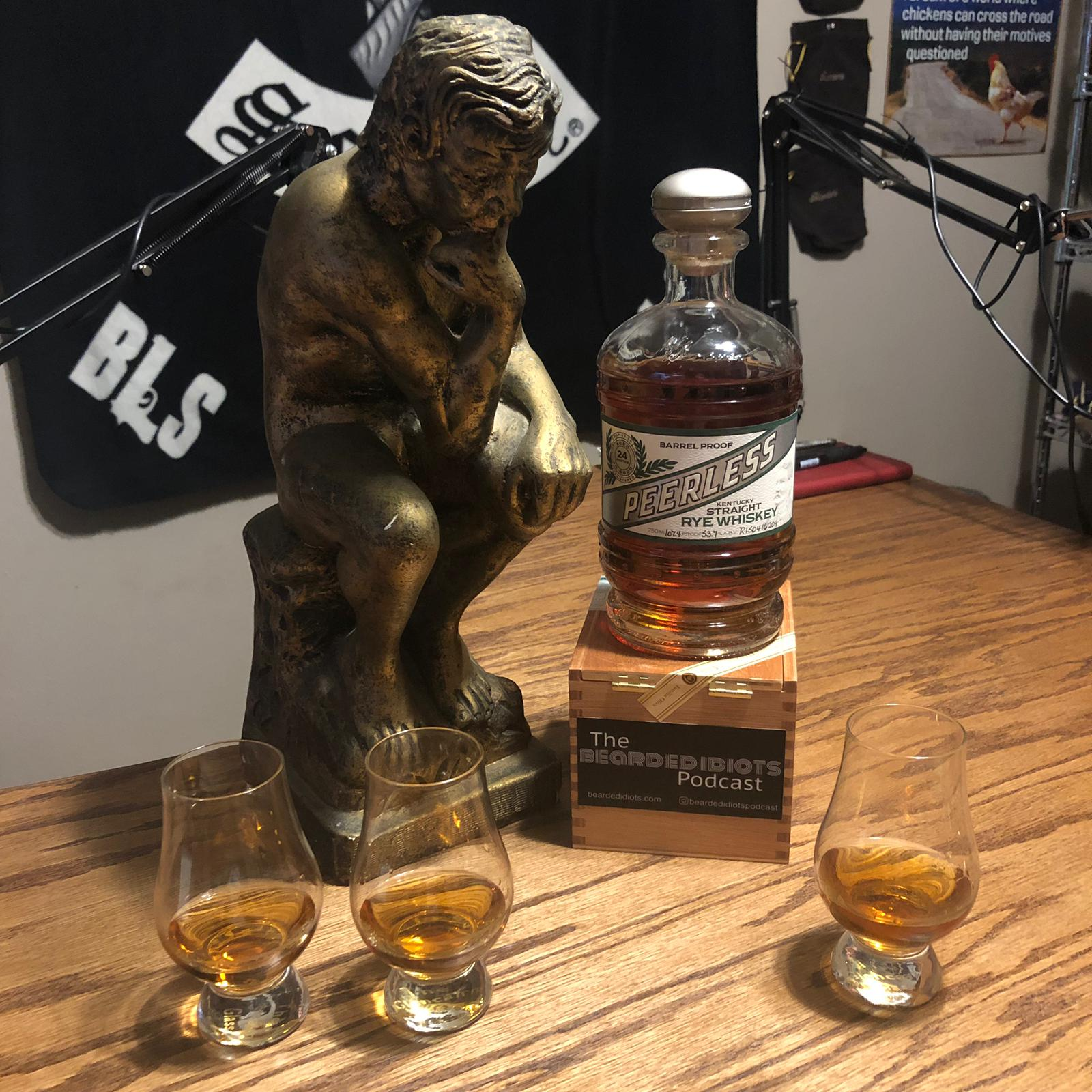 Episode the 62nd - Its A Trap! - A whiskey review, movies and porn