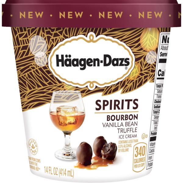 Haagen Dazs Spirits