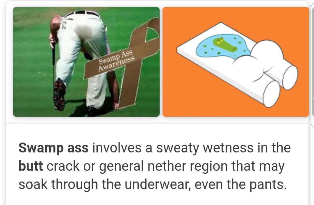 Swap Ass Awareness