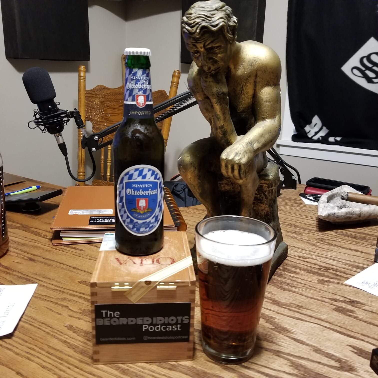 Episode the 72nd - Mushroom Tip - Oktoberfest review, sugar daddies and questions from our Discord users