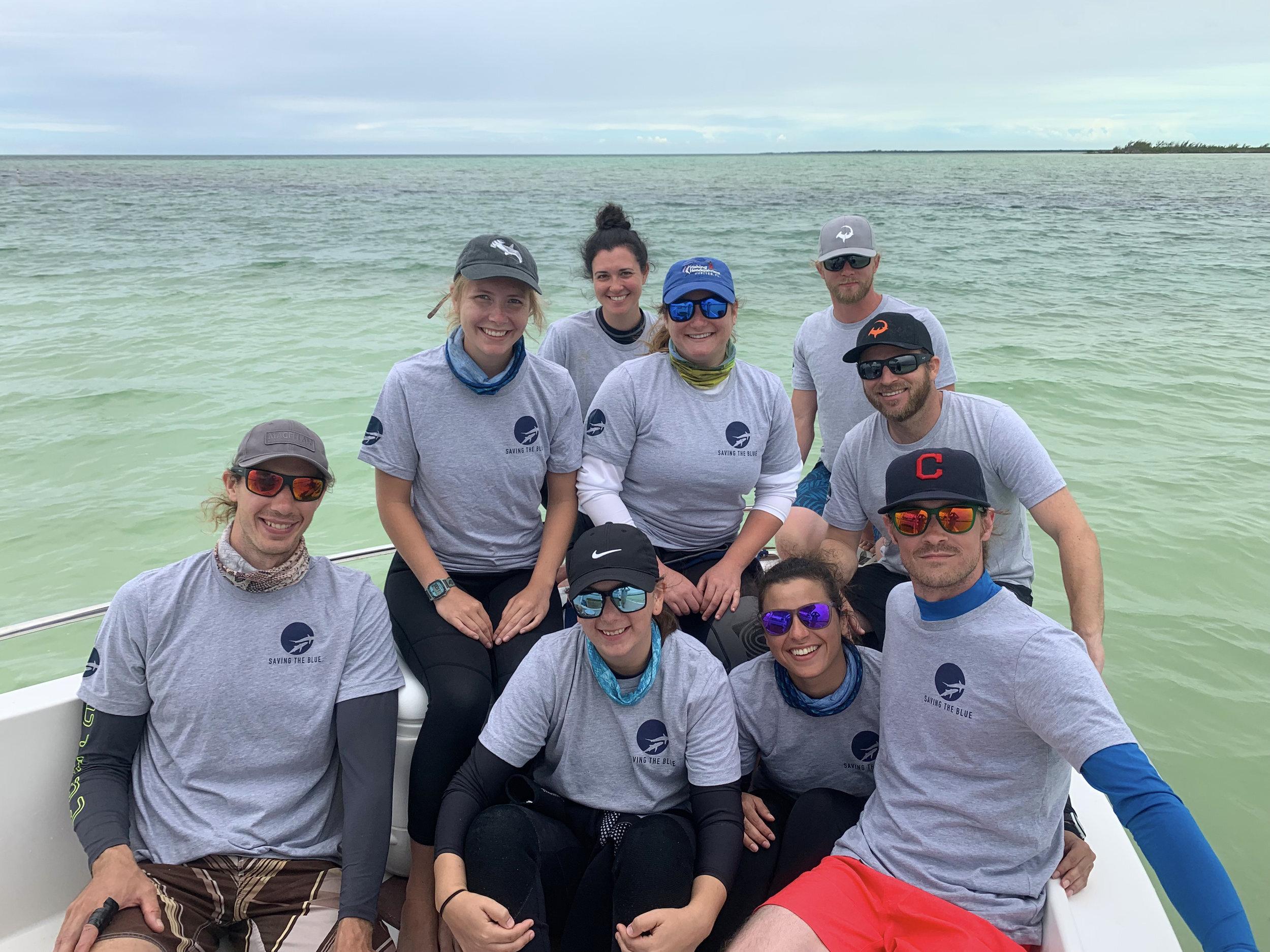 Saving the Blue - Dr Tristan and Annie Guttridge - Nonprofit - Shark Research - Shark - Sharks - The Bahamas.jpg