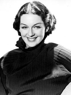 Mama Raccoon's namesake, the real Rosalind Russell, 1930
