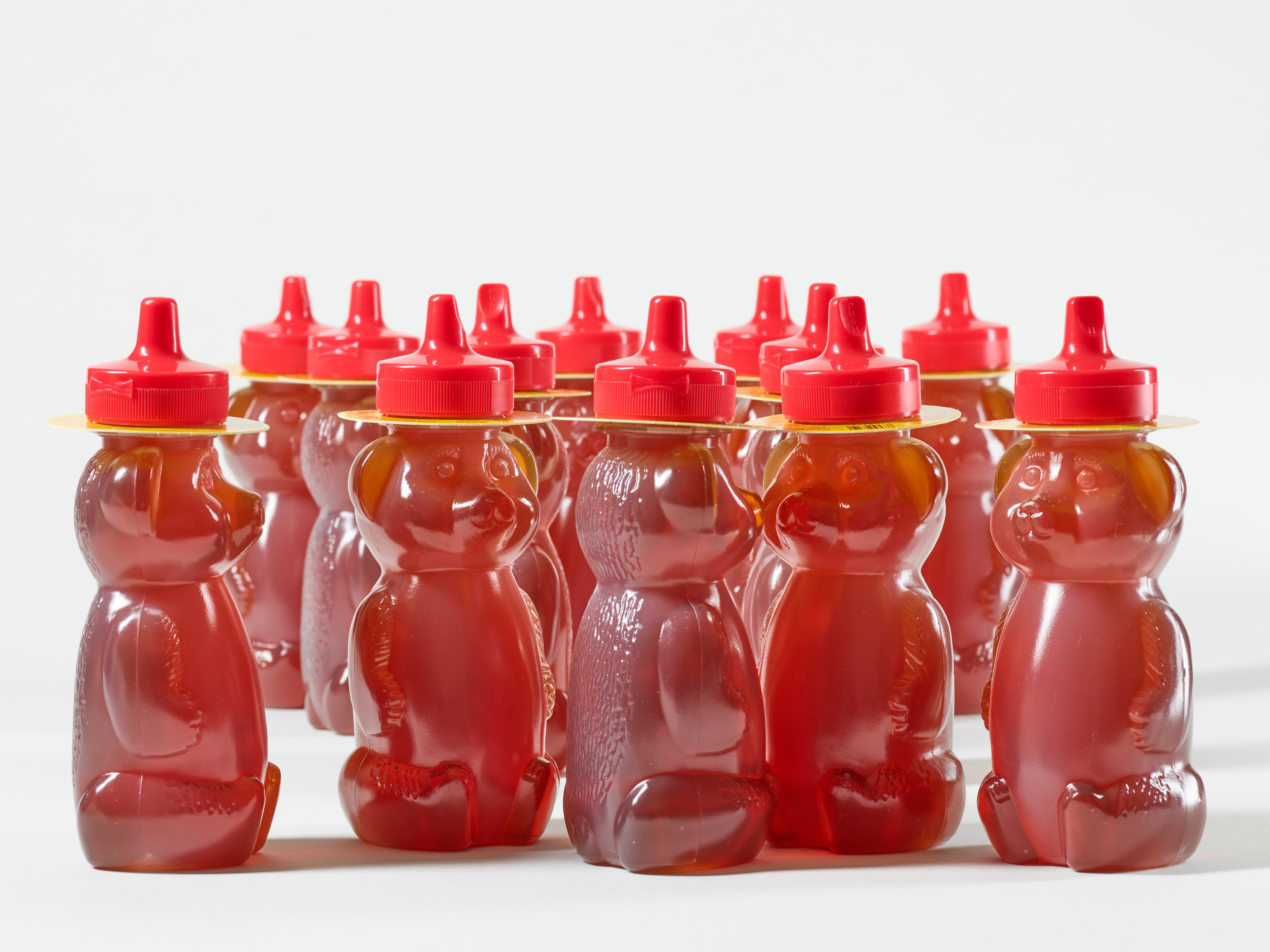 Wild Mountain Honey Bear - Available only in smaller stores