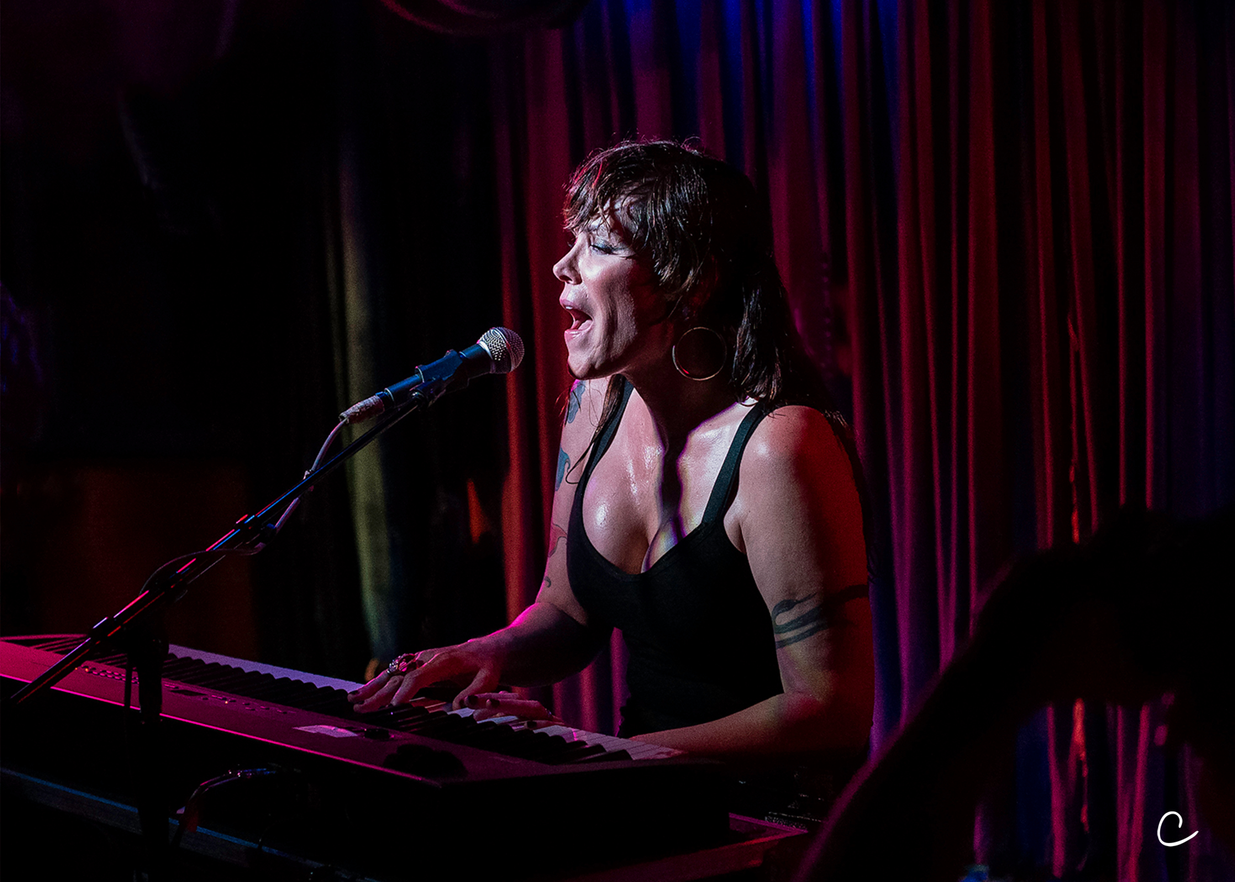 Beth Hart August 22, 2013 The Mint Los Angeles