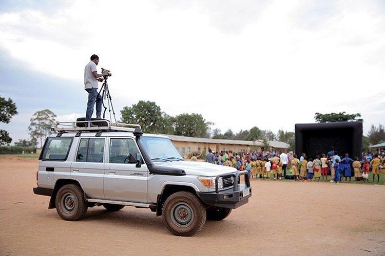 Rwanda Village Screenings