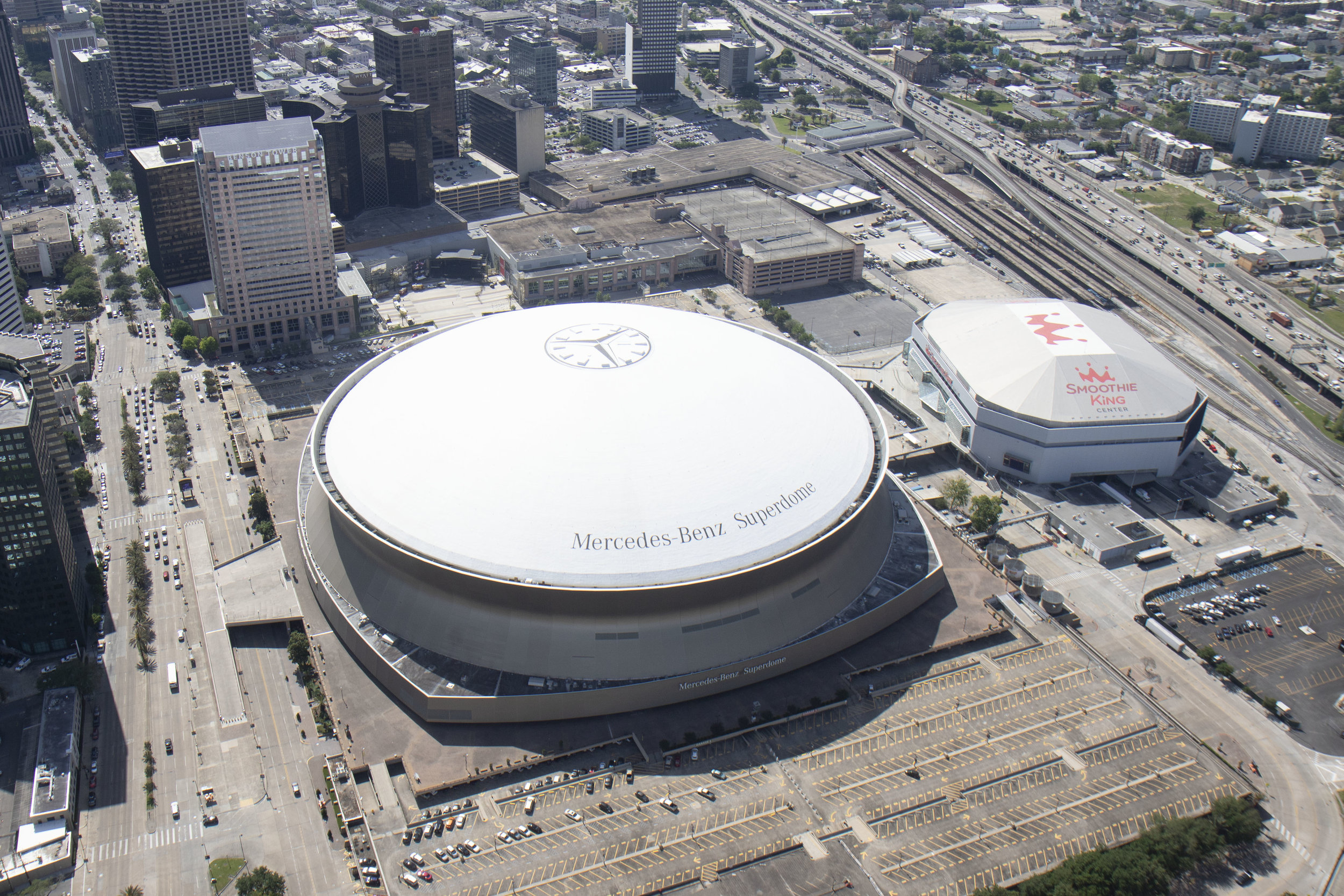 New Orleans Superdome Stadium