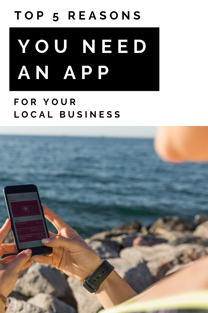 How To Create an App For A Local Business