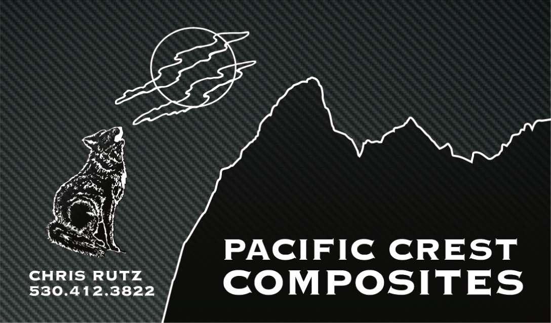 Chris Rutz, Providing paddle and surf board repair, design, build services.