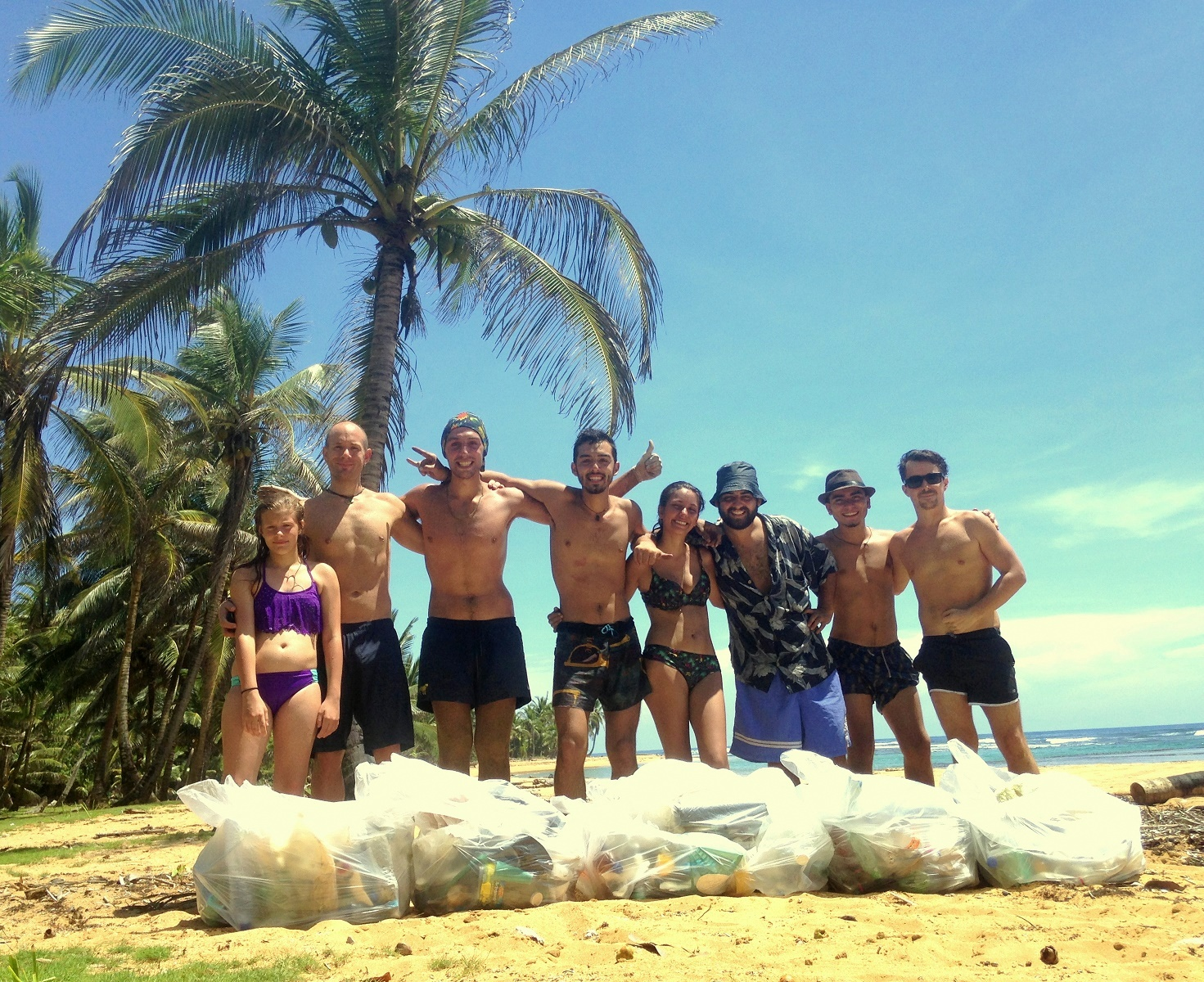 <p><strong>Volunteer program:<br><i>Help us create the plastic recycling program</i></strong><a href=plastic-recycling-1>More →</a></p>
