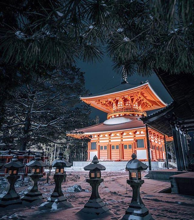 Wakayama Japan just before dawn  Phot by @wasabitool