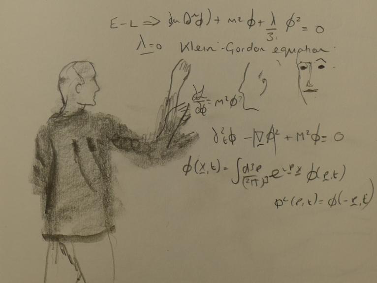 Quantum Field Theory 3