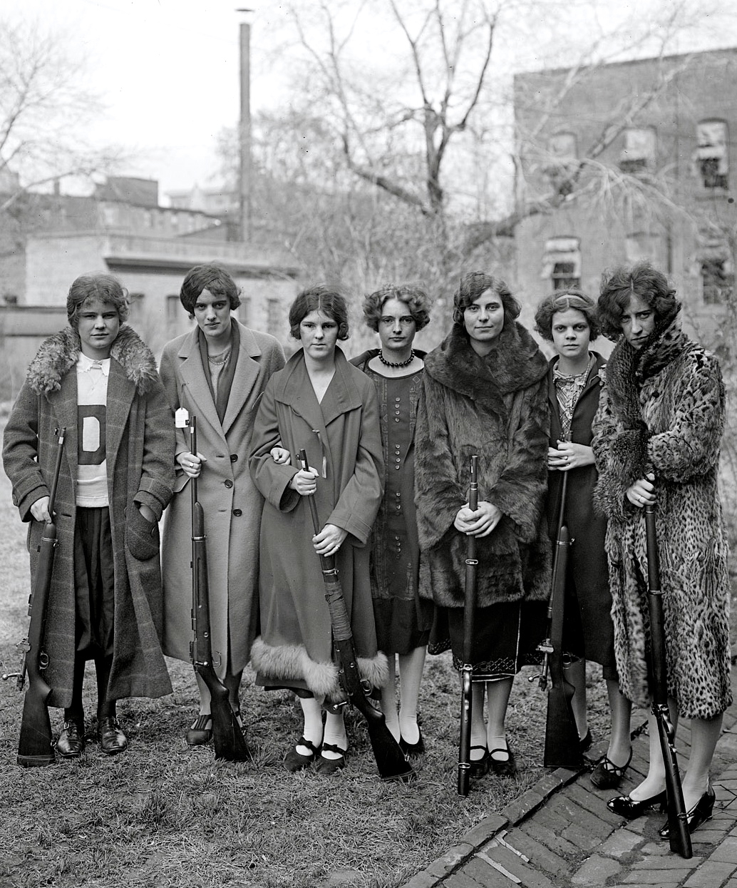 1920's Flappers (Click on picture to see more)