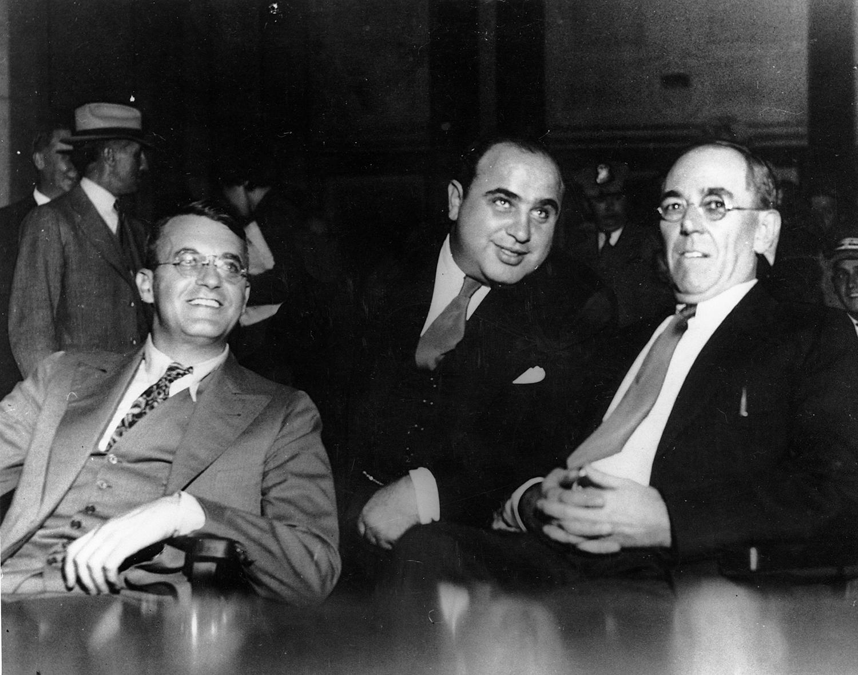 Al Capone (Click here see more)
