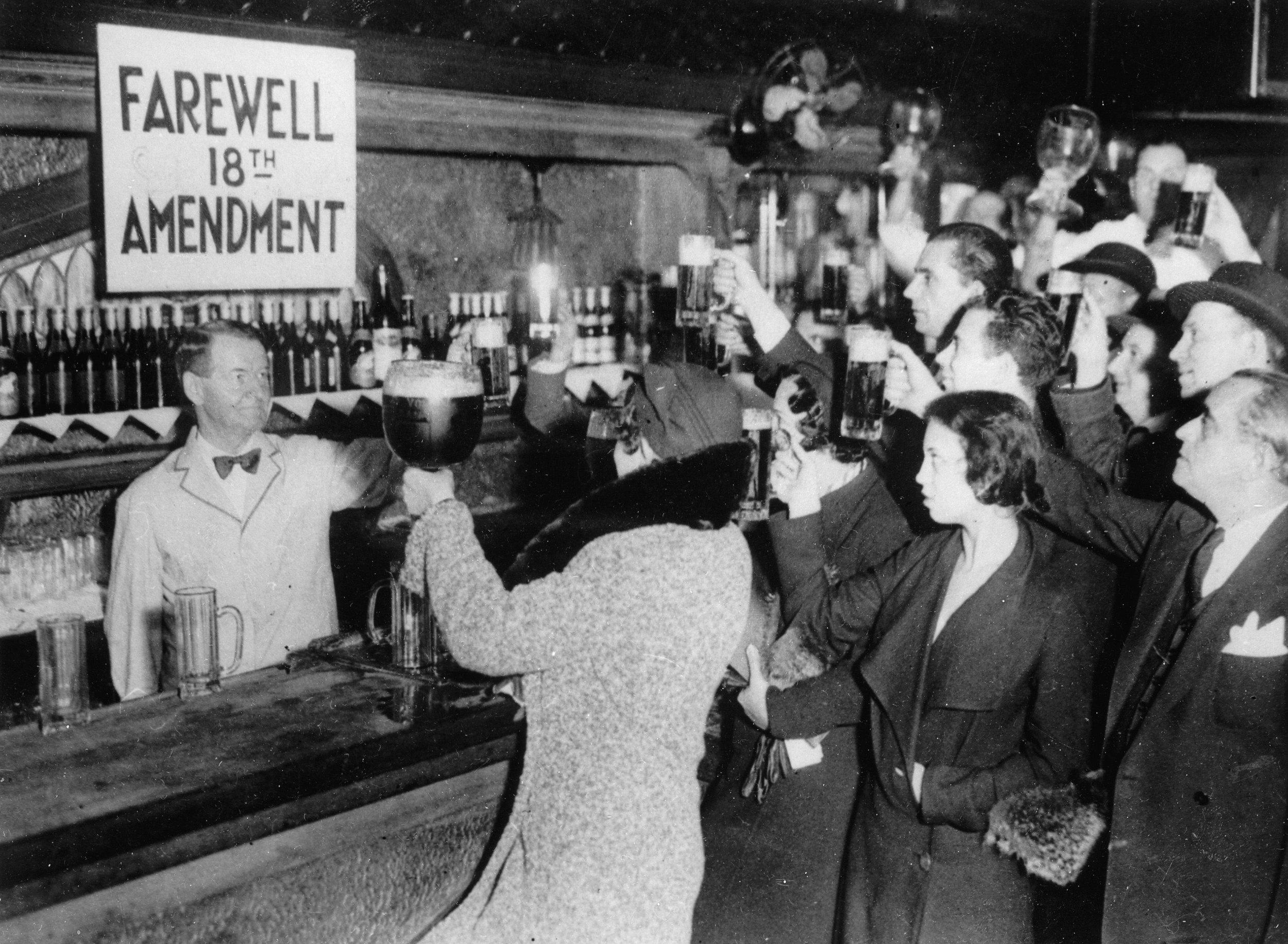 Farewell 18th Amendment (Click for more)