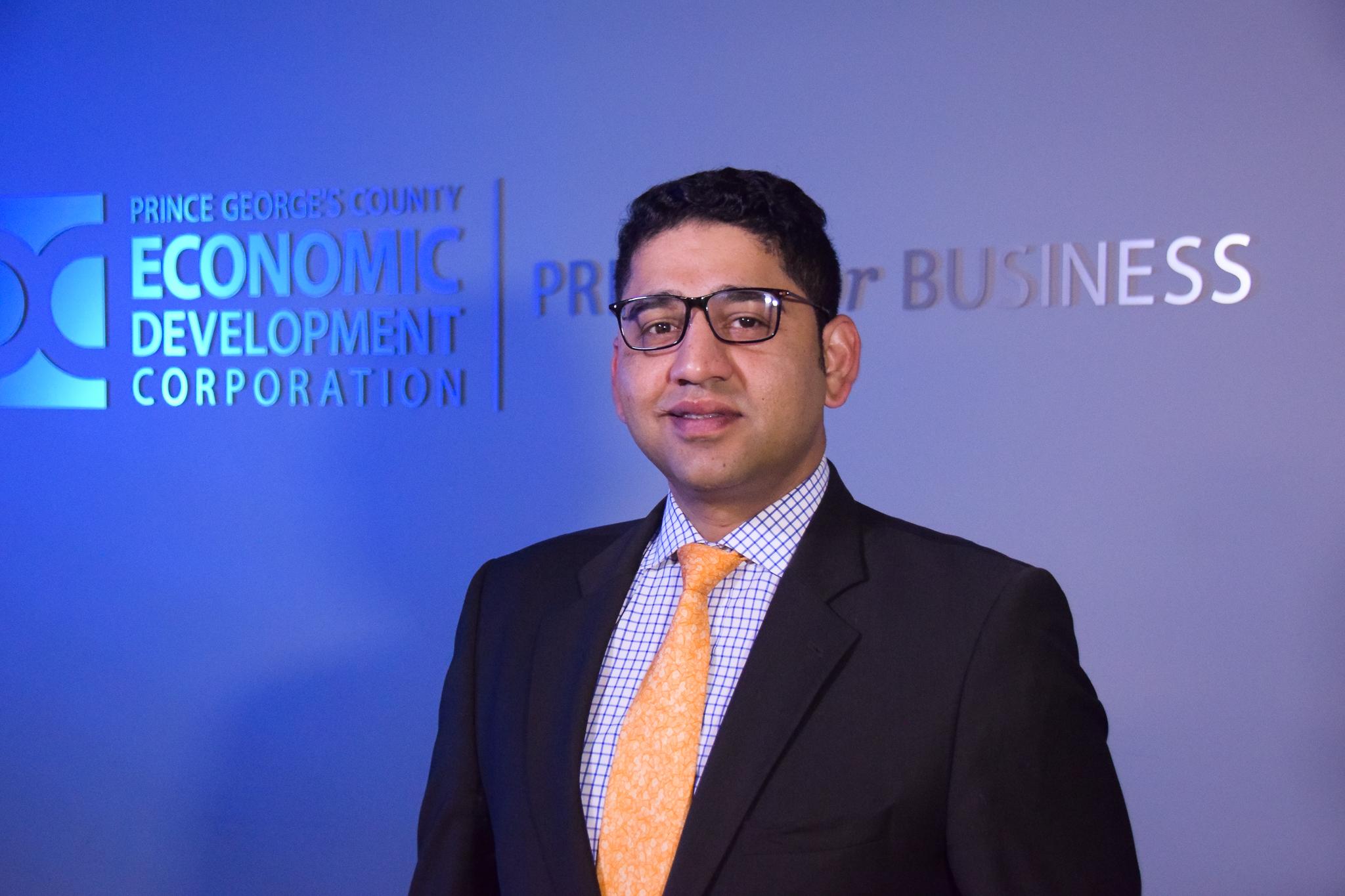 Mayank Kapur - Director of Economic Development301-583-4632