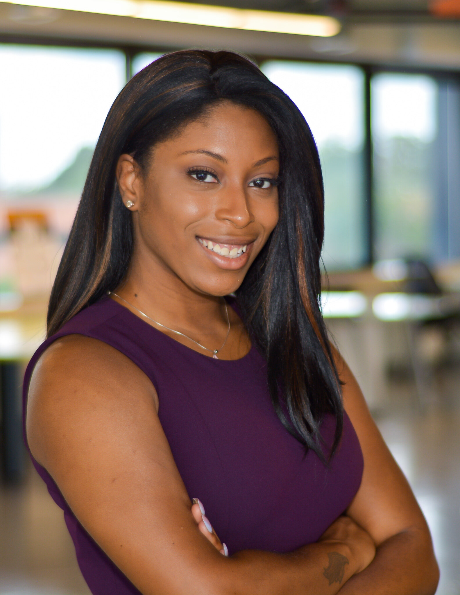 Jordyn W. Tillman - Communications Specialist 301-583-4622