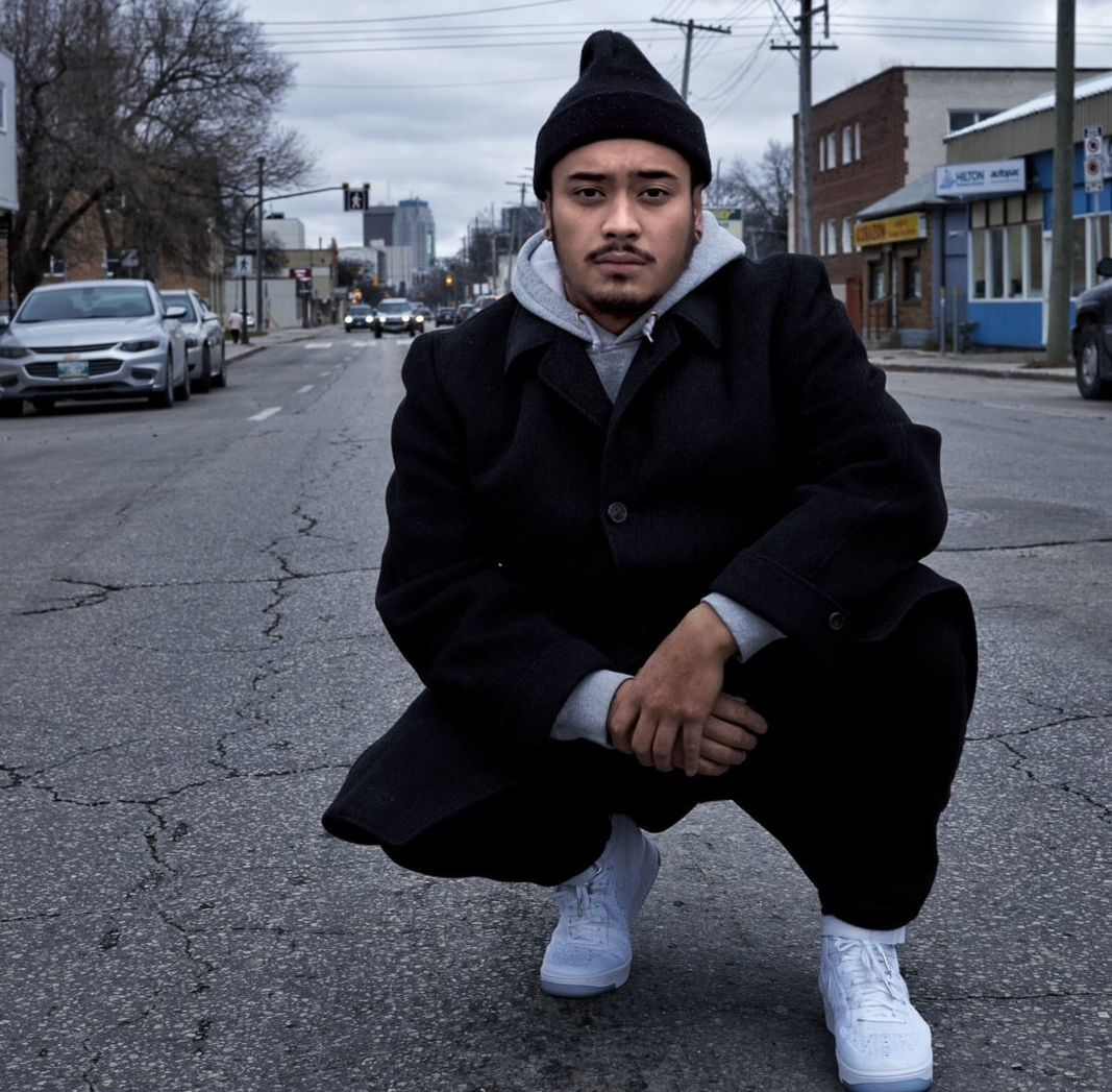 E.GG (Winnipeg, MB) - E.GG is a Filipino hip hop artist and producer from Winnipeg's West End. E.GG is no stranger to the Canadian hip hop scene, as a member of the Winnipeg trio, 3PEAT, E.GG has toured Western Canada and been nominated for Hip Hop Artist of the year at the WCMAs.