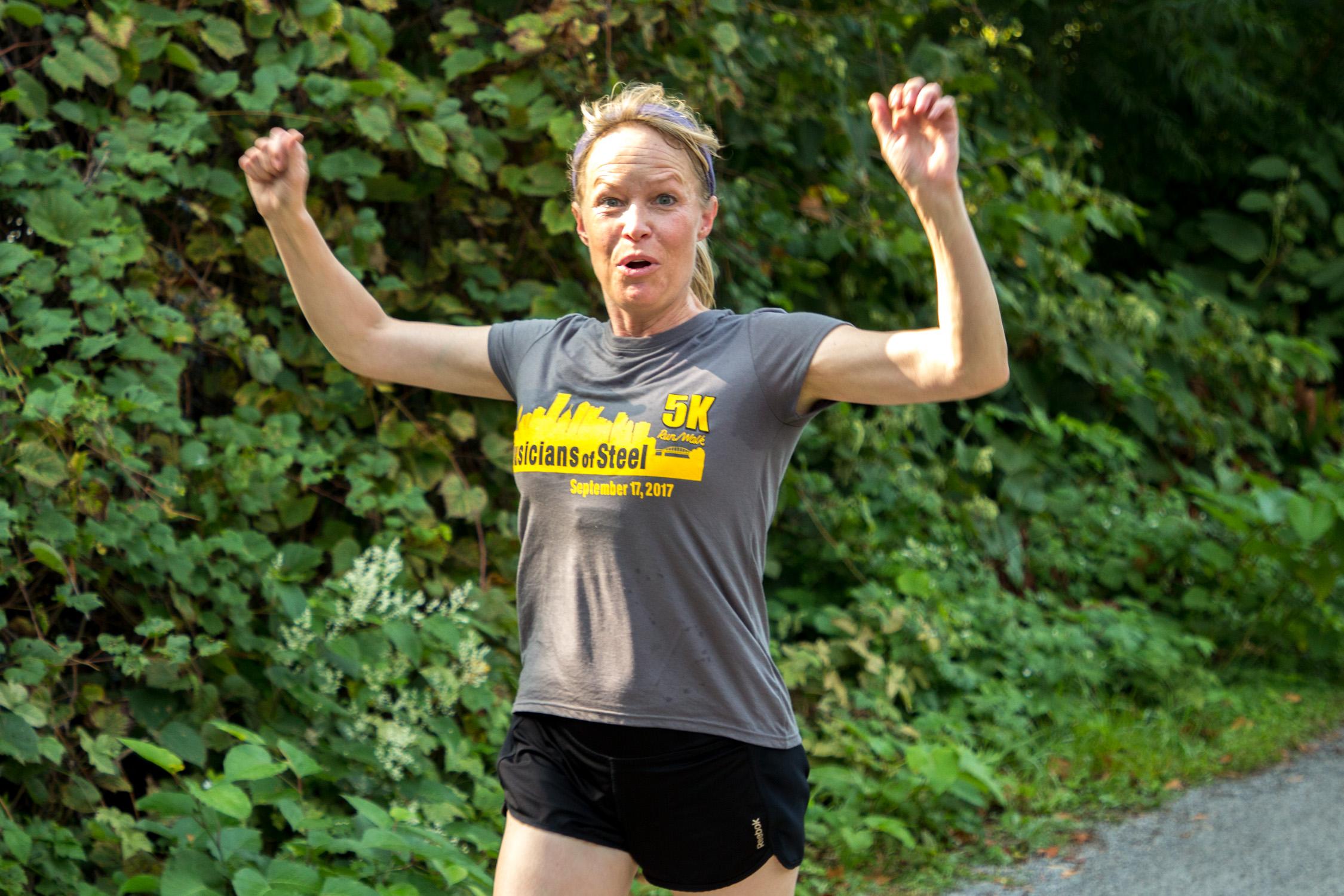 PSO Flutist Jennifer Steele wins her age division