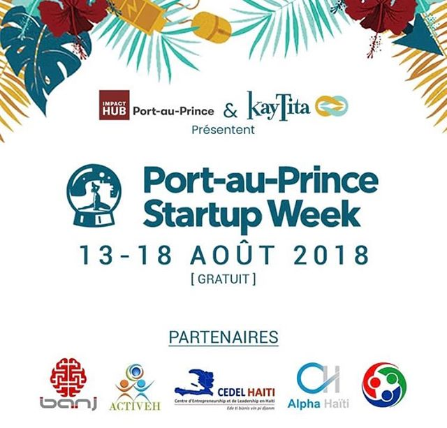 """✨✨Aahhh! I am SO EXCITED to be speaking at Startup Week in #Haiti next week! 🇭🇹@papstartupweek is a 5-day experience to celebrate Port-Au-Prince's entrepreneurial spirit. After 2 years of consistent encouragement and a strong push from my friend @davidpierrelouis, it's FINALLY happening! Growing up #HaitianAmerican, I've longed to truly connect with my motherland where I could contribute to make a real difference. I've always been hesitant about how I could give to my people when I don't have a massive amount of money to fund Haiti's """"biggest"""" challenges. But, excellence is doing what you can at your best, with what you have.  So, I'll be sharing #brandstrategies and #storytelling to Haitian Millennials who are passionate about improving the entrepreneurial ecosystem in Haiti. I'm excited to share more with you all next week when I'm in-country as well, stay tuned! #StartupLife #Entrepreneurship"""