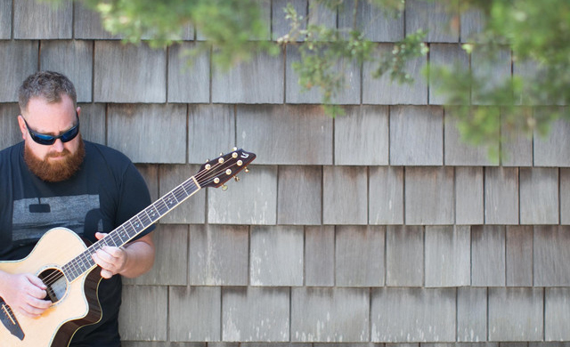 Ryan Zimmerman will be playing Tuesday nights at the Whale this summer. Photo: Ann Coen.