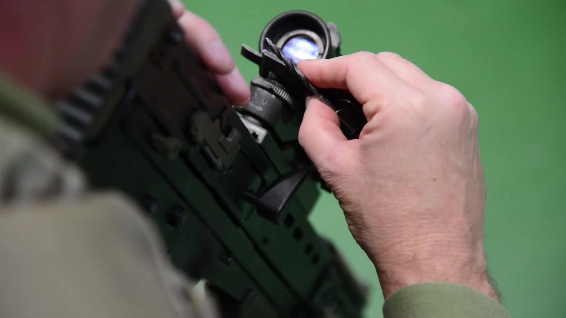 Firearm Zeroing