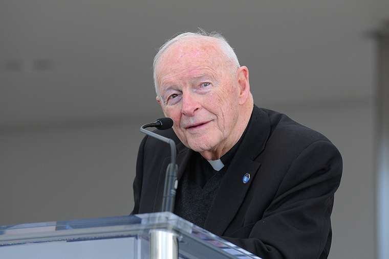 Theodore McCarrick. Credit: US Institute of Peace. CC BY NC 20