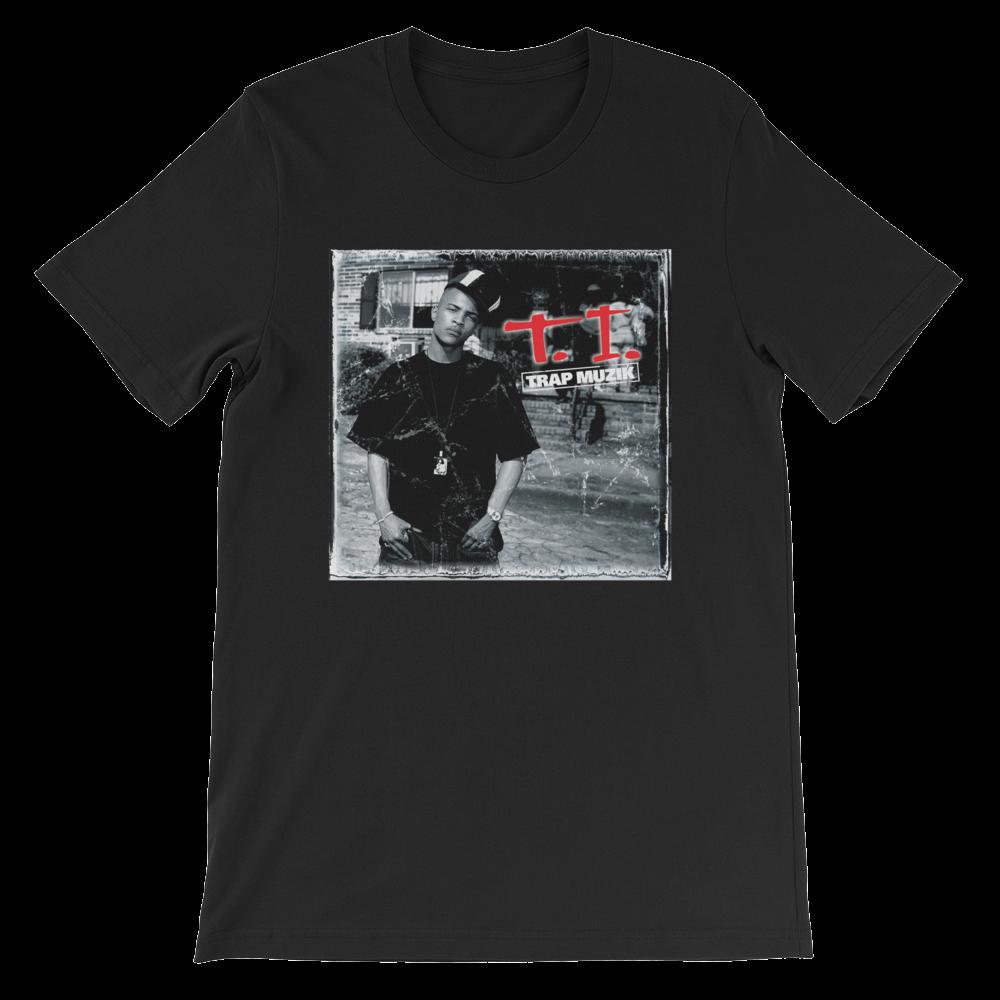 Trap Muzik Album Cover Tee (Black) - Trap Muzik Album Cover Tee (Black)100% Cotton