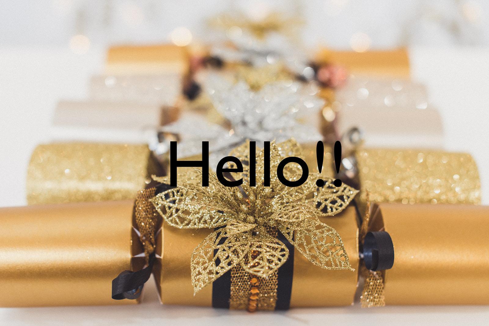 Hello - Contact