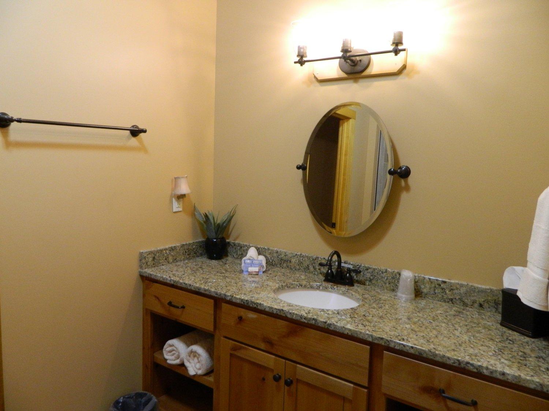 Full Bathroom (Suite #1)
