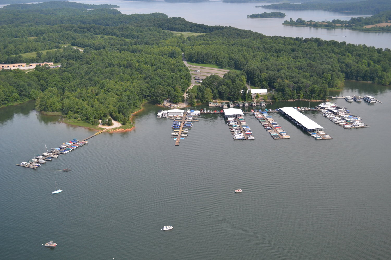Patoka Lake Marina Lodging