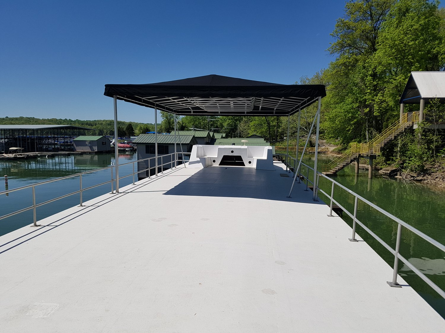 Houseboats — Patoka Lake Marina & Lodging