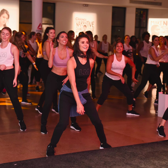I'm Not Crazy About Dance Workouts, but This One With Nina Dobrev Changed My Mind