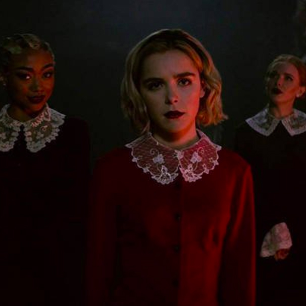 'Chilling Adventures of Sabrina' Has an 'Underage Orgy' Scene & It's Sparking a Major Debate