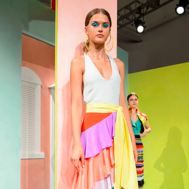 Alice + Olivia's New Collection Is a Colorful Trip Around the World
