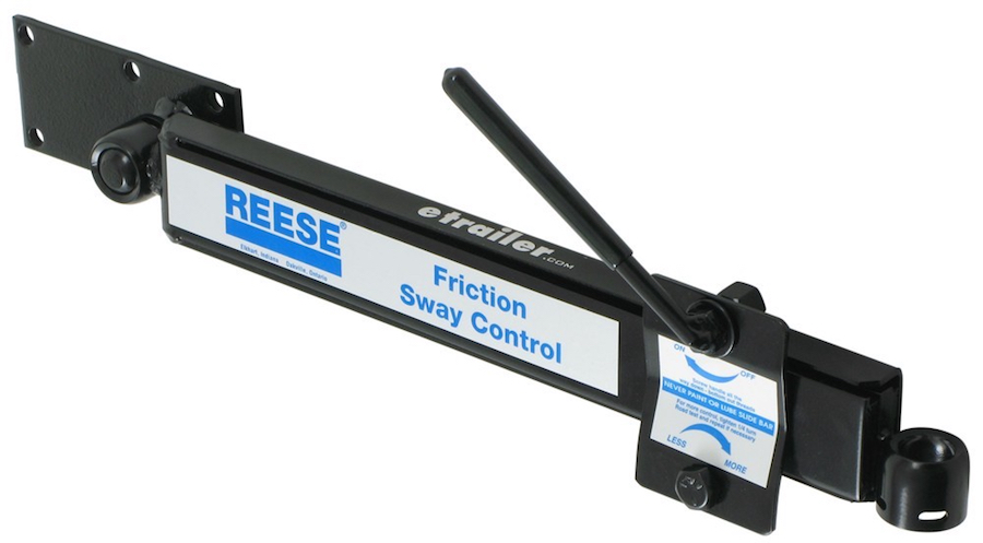 Friction Sway Bar   provided by charlie's rvs