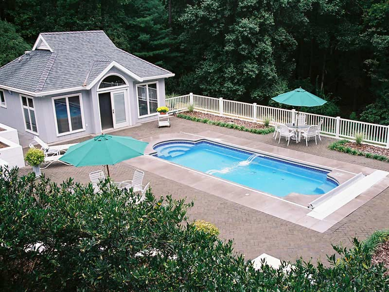 VIKING POOLS - The Standard of Fiberglass