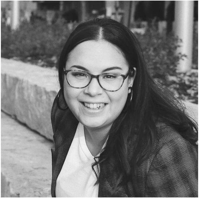 Carolina Longoria, Brand Coordinator