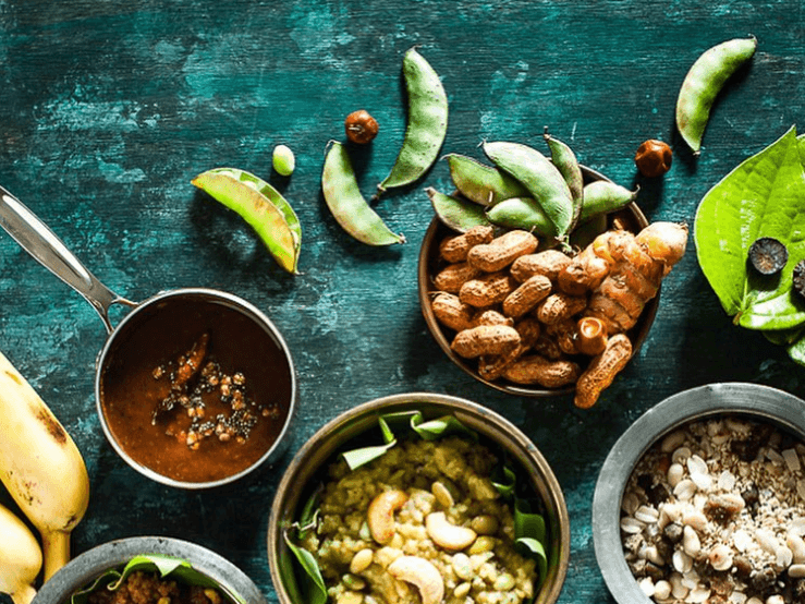 we cook gourmet vegan meals for you - Learn how a simple shift in diet can help you reach optimal health and save the planet.