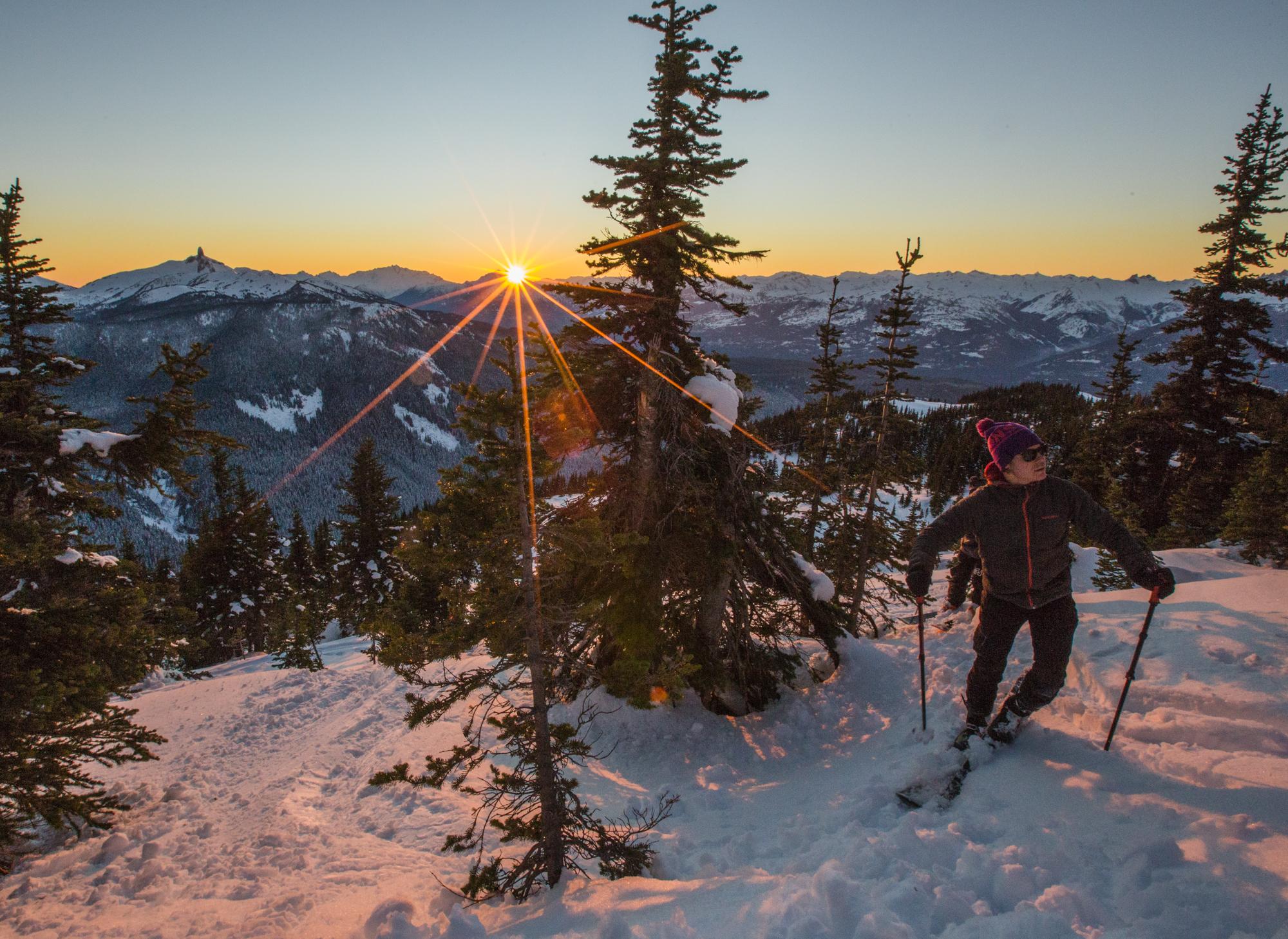 Justen Bruns Whistler Peak Sunset.jpg